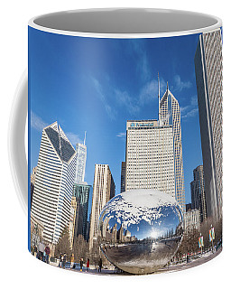 The Bean And The City Coffee Mug