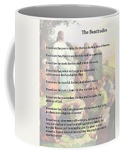 The Beatitudes Coffee Mug