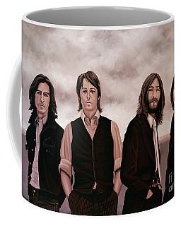 The Beatles 3 Coffee Mug