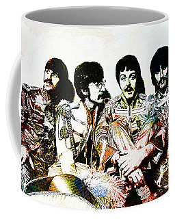 The Beatles--sargent Peppers Lonely Hearts Club Band Coffee Mug