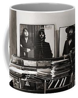 The Beatles Yesterday Coffee Mug