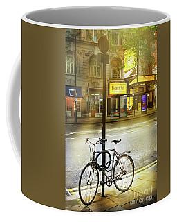 The Beautiful Bicycle Coffee Mug
