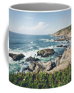 Coffee Mug featuring the photograph The Beautiful Bodega Bay by Margaret Pitcher
