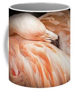 The Beautiful Flamingo Coffee Mug
