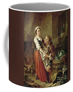 The Beautiful Kitchen Maid Coffee Mug