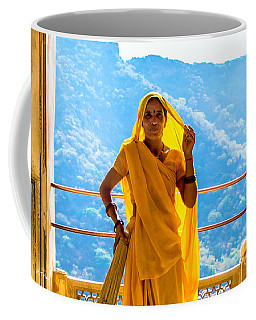 The Beautiful Women Of India II Coffee Mug