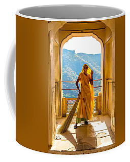 The Beautiful Women Of India IIi Coffee Mug