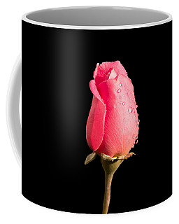 The Beauty Of A Rose Coffee Mug by Ed Clark
