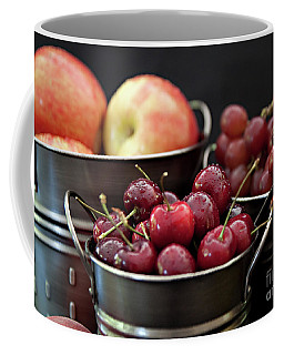 The Beauty Of Fresh Fruit Coffee Mug