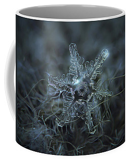 The Beauty Of Imperfection Coffee Mug by Alexey Kljatov