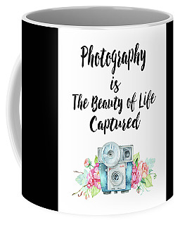 Coffee Mug featuring the digital art The Beauty Of Life by Colleen Taylor