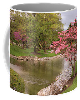 Coffee Mug featuring the photograph The Beauty Of Spring by Angie Tirado