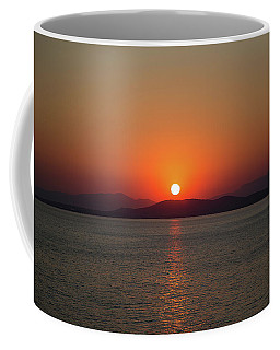 The Beauty Of Sunset Coffee Mug