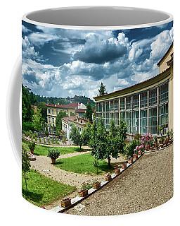The Beauty Of The Boboli Gardens Coffee Mug