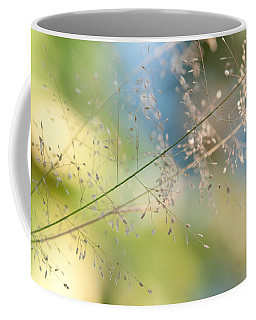The Beauty Of The Earth. Natural Watercolor Coffee Mug
