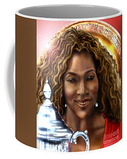 The Beauty Victory That Is Serena Coffee Mug