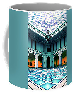 Coffee Mug featuring the photograph The Beaux-arts Court by Chris Lord