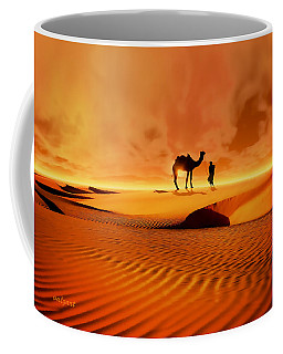 The Bedouin Coffee Mug