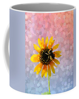 Coffee Mug featuring the photograph The Bee's Knees by Betty LaRue