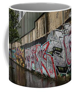 The Belfast Peace Wall Coffee Mug