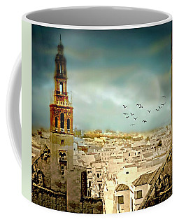 The Bell Tolls Coffee Mug