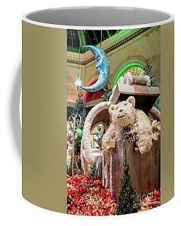 The Bellagio Conservatory Polar Bear Christmas Decorations 2017 Coffee Mug