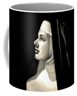The Bell's Of St. Mary's  Coffee Mug by Fred Larucci