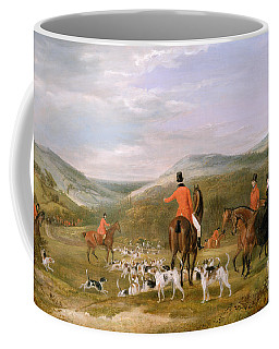 The Berkeley Hunt Coffee Mug