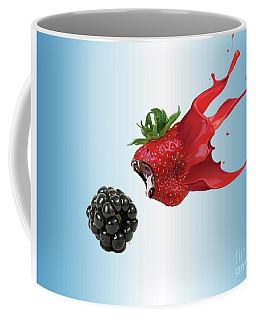 The Berries Coffee Mug by Juli Scalzi
