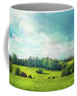 The Best Day Coffee Mug by Connie Handscomb