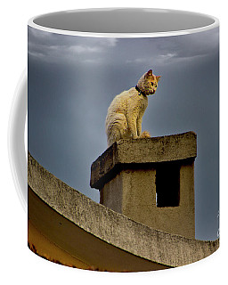 The Best Vantage Point Coffee Mug