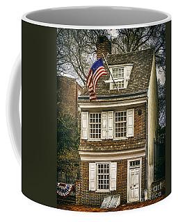 The Betsy Ross House Coffee Mug