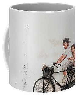 The Bicycle Coffee Mug