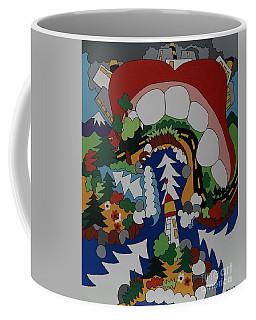 The Big Bite Coffee Mug