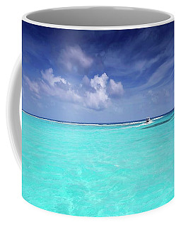 The Big Blue Coffee Mug