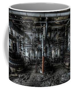 The Big Experiment  Coffee Mug by Nathan Wright