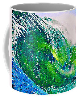 The Big Green Coffee Mug