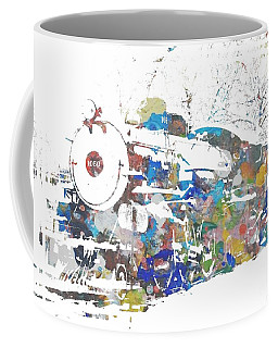The Big Train Coffee Mug