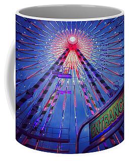 The Big Wheel Coffee Mug