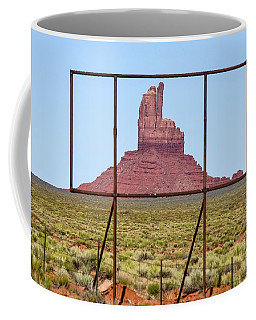 Utah Billboard Coffee Mug