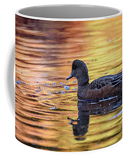 The Birds Of Autumn No. 4 Coffee Mug by Keith Boone