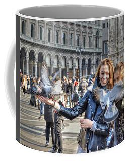 The Birds Of Milan Coffee Mug
