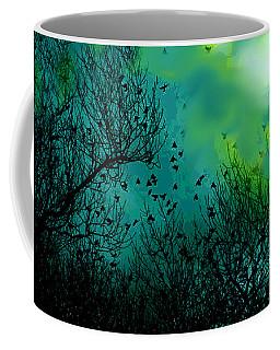 The Birds Of The Air  Coffee Mug