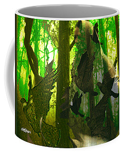 The Birdwoman Coffee Mug