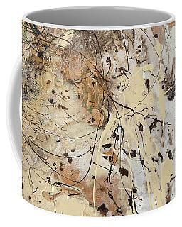 The Birth Of Universe.  Abstract Fragment 1 Coffee Mug