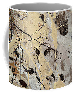 The Birth Of Universe.  Abstract Fragment 3 Coffee Mug
