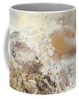 The Birth Of Universe.  Abstract Fragment 6 Coffee Mug