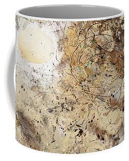 The Birth Of Universe.  Abstract Fragment Coffee Mug