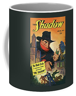 The Shadow The Black Circle Coffee Mug