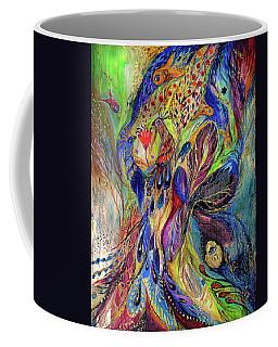 The Black Iris Coffee Mug